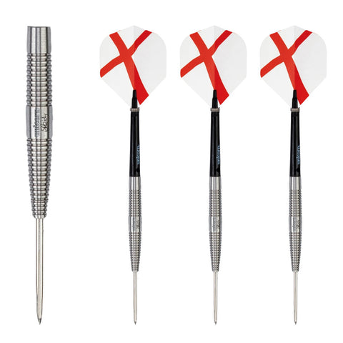 Unicorn - Unicorn Generation 180 Shane Reidy 25g Steel Tip Darts - Mad On Darts -  Darts Sets