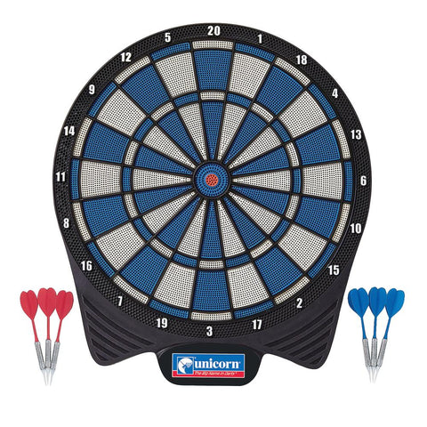 Unicorn - Unicorn Non Electronic Soft Tip Dartboard - Mad On Darts -  Dartboards & Oche Accessories