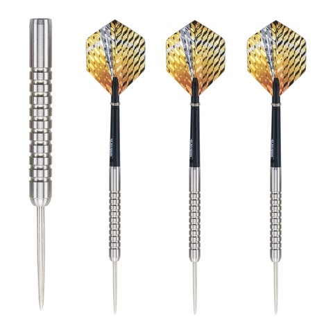 Unicorn - Unicorn Striker 21g Steel Tip Darts - Mad On Darts -  Darts Sets