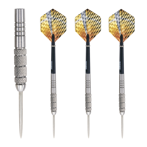 Unicorn - Unicorn Striker 23g Steel Tip Darts - Mad On Darts -  Darts Sets