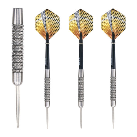 Unicorn - Unicorn Striker 24g Steel Tip Darts - Mad On Darts -  Darts Sets