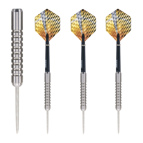 Unicorn - Unicorn Striker 25g Steel Tip Darts - Mad On Darts -  Darts Sets