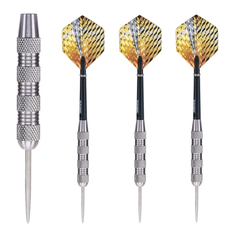 Unicorn - Unicorn Striker 36g Steel Tip Darts - Mad On Darts -  Darts Sets