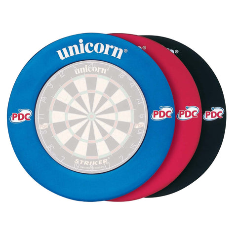 Unicorn - Unicorn Striker Dartboard Surround - Mad On Darts -  Dartboards & Oche Accessories