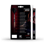 Target - Target Phil Taylor Power 9Five Gen 5 Steel Tip Darts - Mad On Darts -  Darts Sets