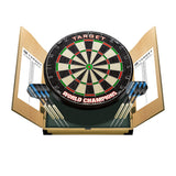 Target - Target World Champion Dartboard + Cabinet - Mad On Darts -  Dartboards & Oche Accessories