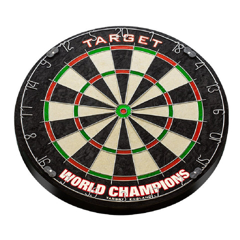Target - Target World Champions Round Wire Dartboard - Mad On Darts -  Dartboards & Oche Accessories