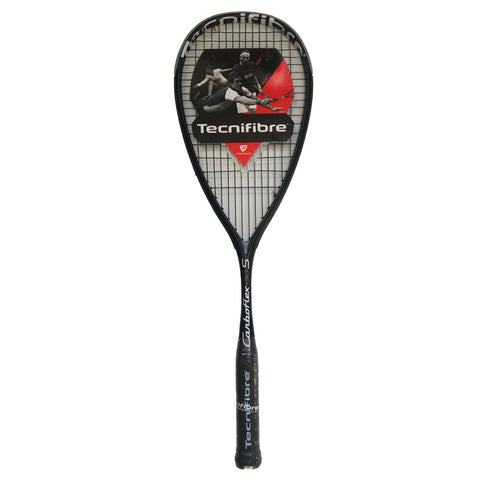 Tecnifibre - Tecnifibre Carboflex 130S Squash Racket - Limited Edition - Mad On Darts -  Squash Rackets