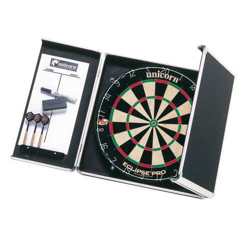 Unicorn - Unicorn Teknik Dartboard Cabinet - Mad On Darts -  Dartboards & Oche Accessories