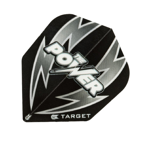 Target - Target The Power Bolt Dart Flights Black - Mad On Darts -  Flights