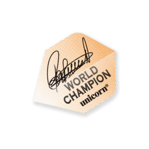 Unicorn - Unicorn Raymond van Barneveld World Champion Darts Flights - Mad On Darts -  Flights