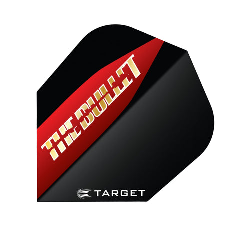 Target - Target Vision Stephen Bunting The Bullet Dart Flights - Mad On Darts -  Flights