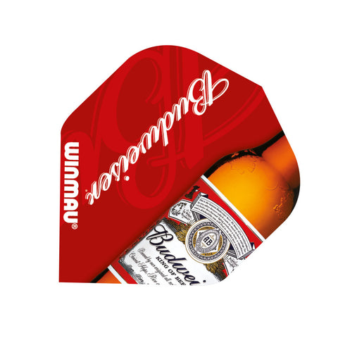 Winmau - Winmau Budweiser 168 Dart Flights - Mad On Darts -  Flights