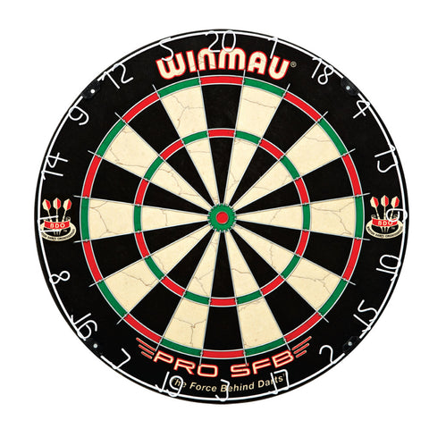 Winmau - Winmau Pro SFB Dartboard - Mad On Darts -  Dartboards & Oche Accessories