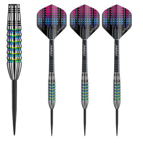 Winmau - Winmau Pulsar 90% Steel Tip Darts - Mad On Darts -  Darts Sets