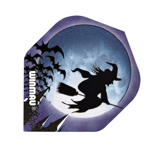 Winmau - Winmau Witch 102 Dart Flights - Mega Standard - Mad On Darts -  Flights