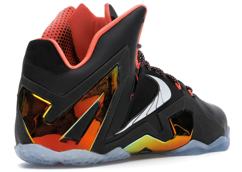 LeBron 11 Elite Black Gold