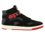Louis Vuitton Slipstream Sneaker Black Red