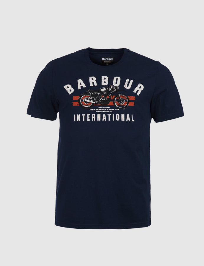 Barbour International Bike t-shirt