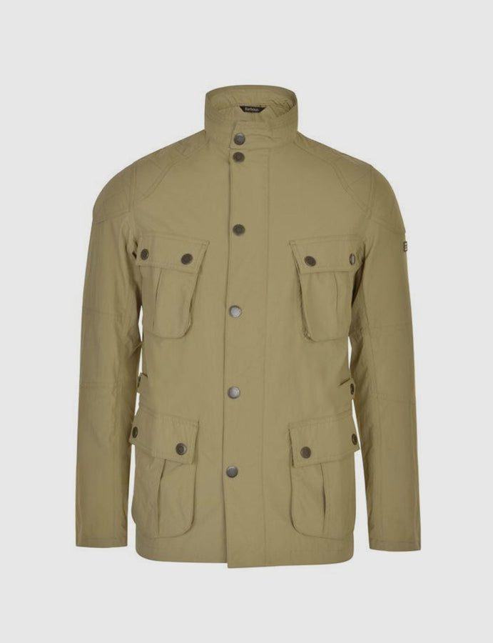 Barbour International Guard casual jacket - giacchetto - reverse clothing store
