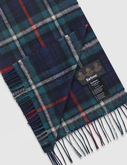 Barbour-scarf-sciarpa-lambswool-tartan-cashmere-reverse clothing store-perugia-foligno