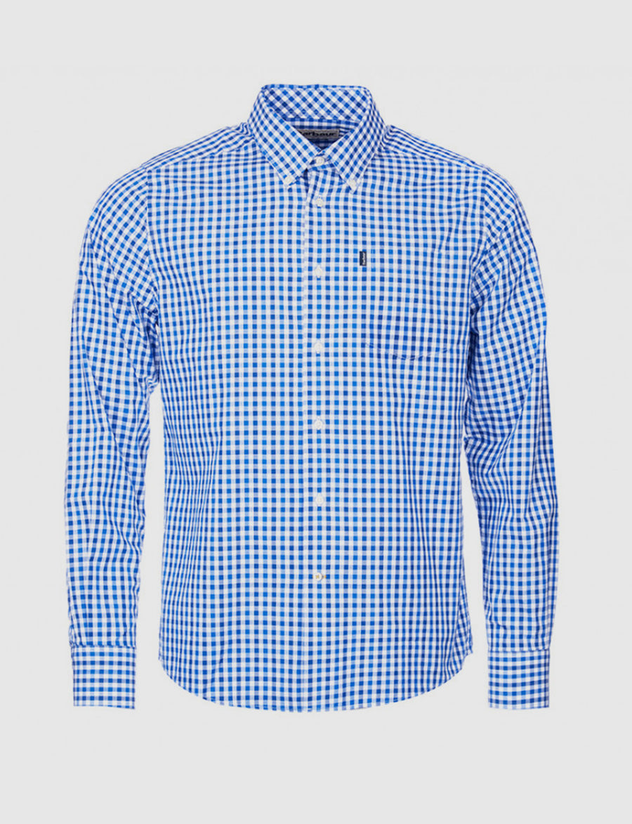 Barbour Bruce camicia quadri - shirt - reverse clothing store