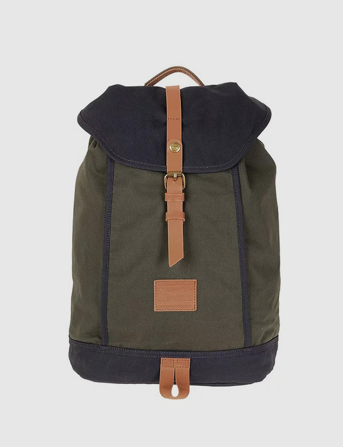 Zaino- Doughnut -Cambridge -Cordura Army - Navy-backpack-outdoor-travel-reverse clothing store- perugia-umbria