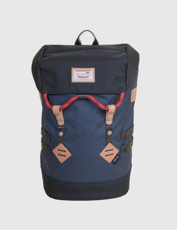 Zaino -Doughnut -Colorado Cordura - outdoor- backpack-travel-handmade-reverse clothing store-perugia-umbria