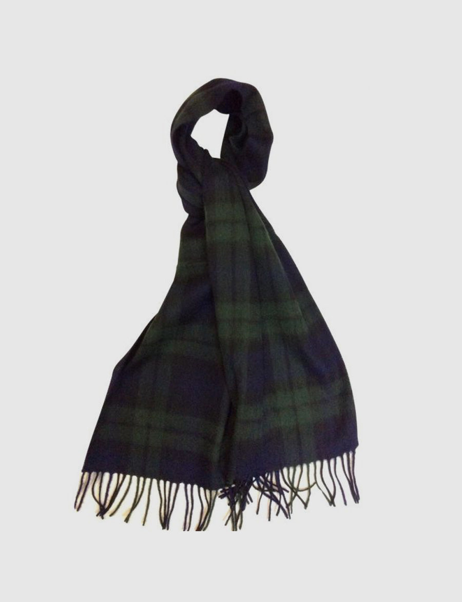 Peckham Rye London- Scarf-lambswool-accessories-winter-sciarpa-lana-tartan-reverse clothing store-perugia-umbria
