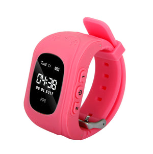 Montre GPS pour enfant QY-50 - Watch For Kid