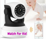 Babyphone Vidéo Numérique Watch for Kid IP 720P WIFI - Watch For Kid