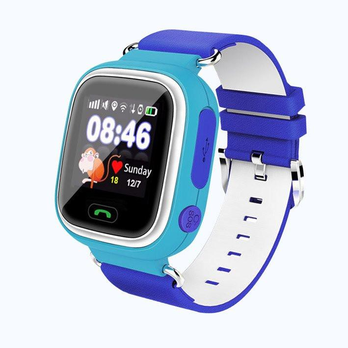 Montre GPS tactile - WIFI - QX 160 - Watch For Kid
