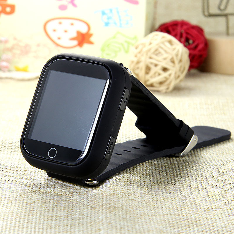 Montre GPS tactile - WIFI - JEUX - QX 148 - Watch For Kid