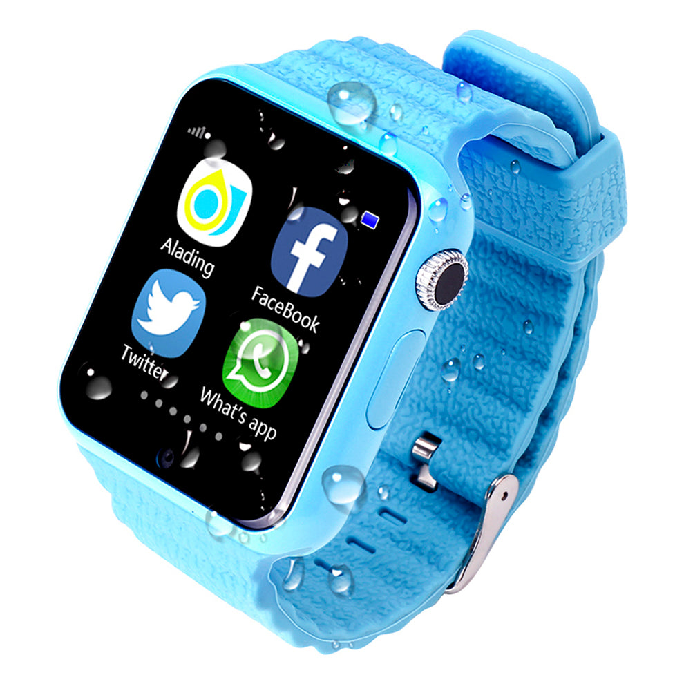 Montre Waterproof GPS Camera Facebook - Watch For Kid