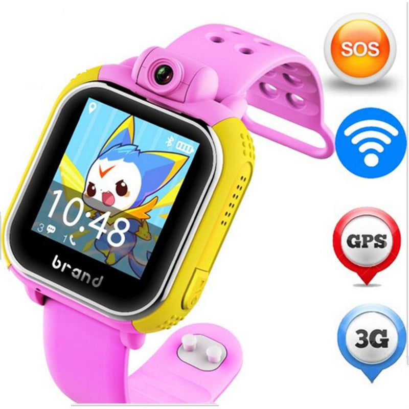 Watch For Kid WK110 WIFI GPS 3G - Watch For Kid