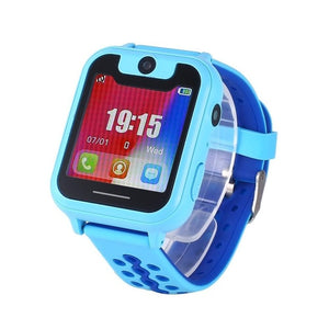 Watch For Kid QX 105 GPS 3G Camera 2MP - Watch For Kid