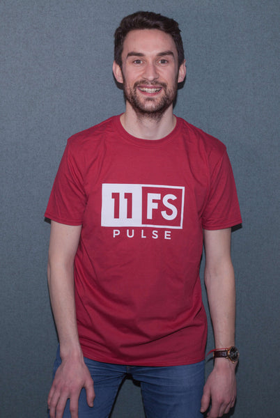 PULSE Cardinal Red T-Shirt