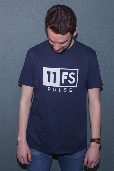 PULSE Navy Blue T-Shirt