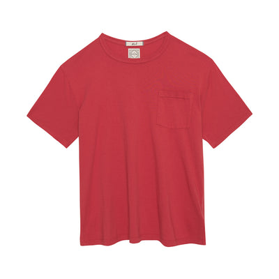 Rich short sleeve pocket Tee - Renaissance