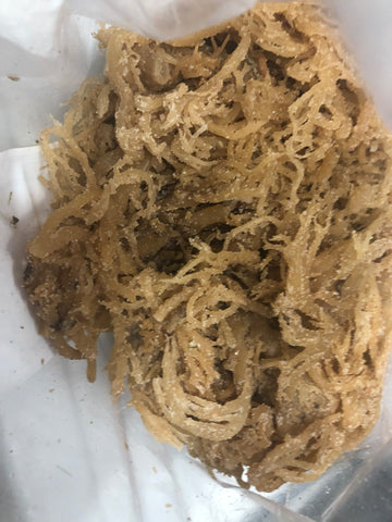 Wild Crafted Raw Sea Moss 8oz