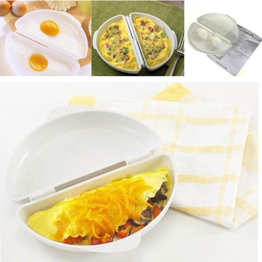 Microwave Omelet Cooker