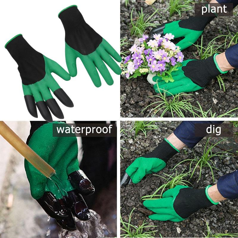 Garden Fingertip Claw Gloves