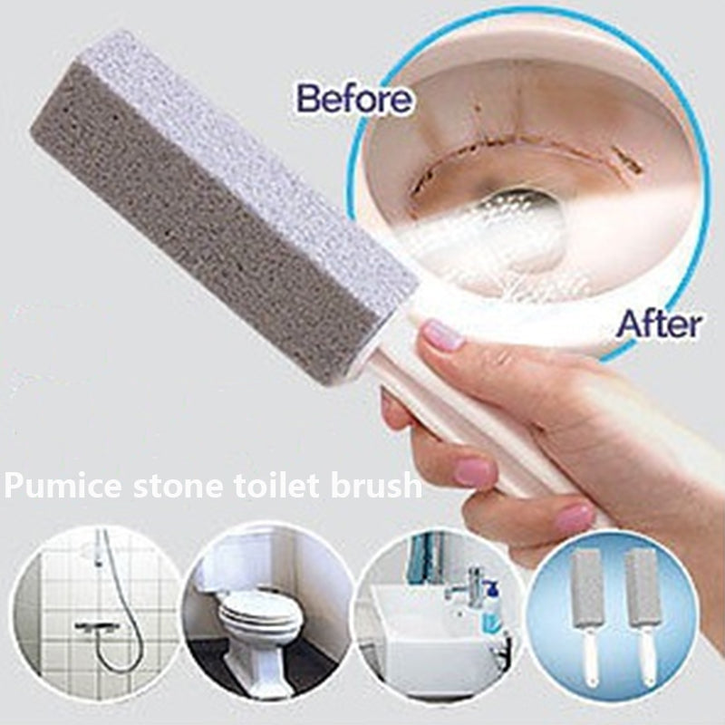 Pumice Stone Toilet Cleaner (2 Pack)