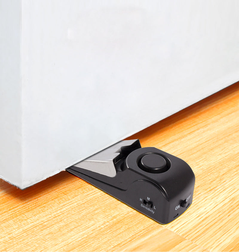 Anti-Theft Door Stop Alarm Wedge