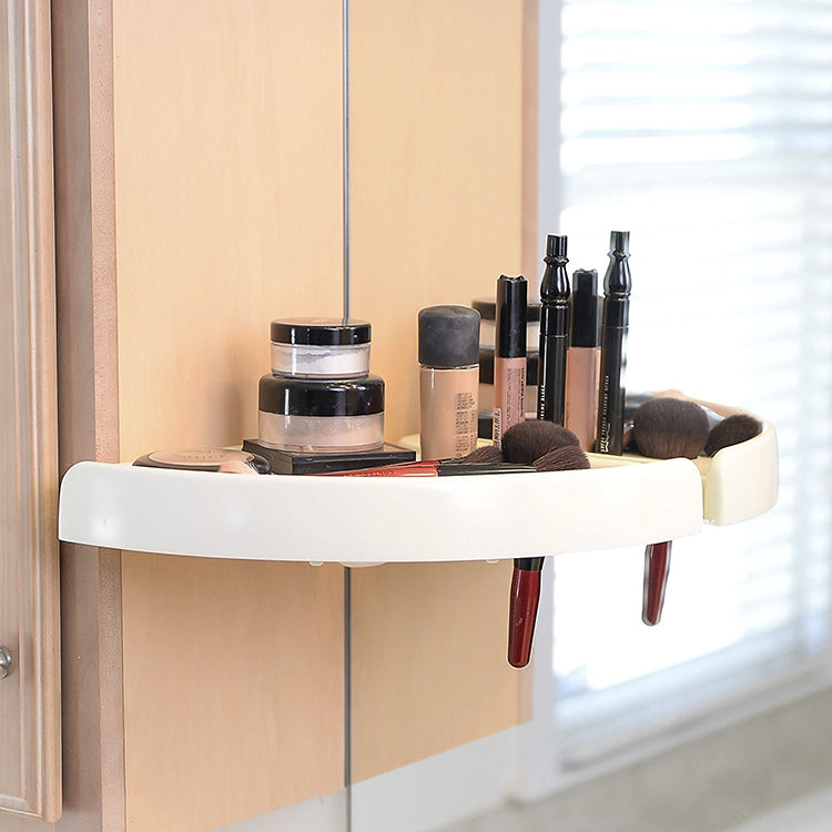 Snap Up Corner Shelf
