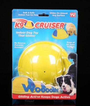 Dog K9 Gliding Cruiser Toy