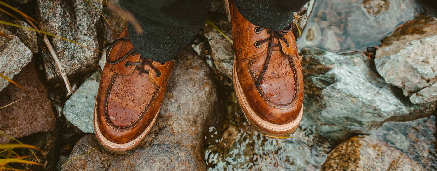 promo code 30d6a 12257 Can Leather Get Wet? | Buffalo Jackson