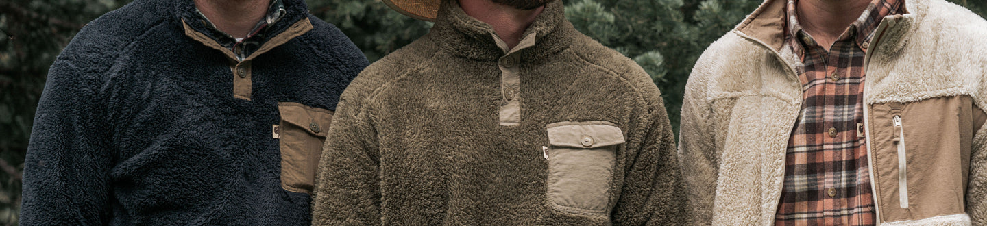 Fleece Pullovers (Kodiak Collection) | Buffalo Jackson