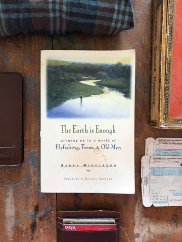Book - The Earth is Enough - Middleton