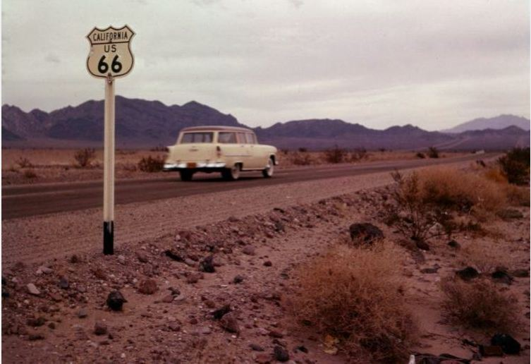 Route 66 Historic Photos